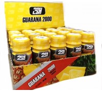 2SN Guarana 2000mg shot 60 ml