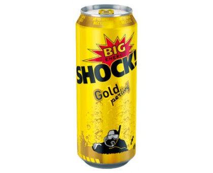 BIGSHOCK ENERGY DRINK 500 мл