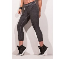 LabellaMafia Faded Label Legging