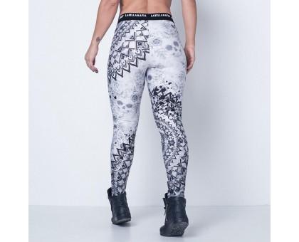 LabellaMafia Fitness Printed Bones Legging