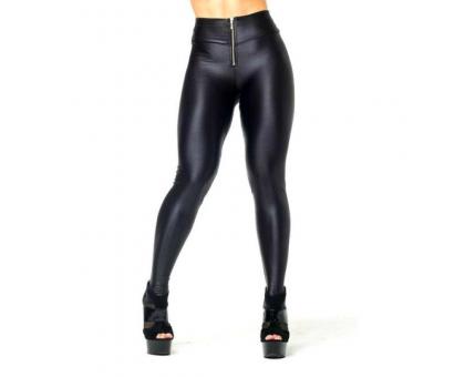 LabellaMafia Legging High Waist Purple/Black