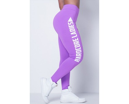 LabellaMafia Leggings Hardcore Purple