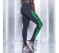 LabellaMafia Pro Athlete Green Legging