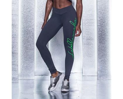 LabellaMafia Pro Athlete Green Legging