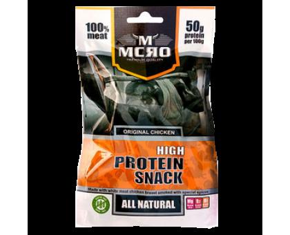 мясные снеки High Protein Snack 50 гр (курица копченая)