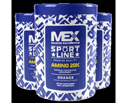 MEX Nutrition Amino 20K 500гр