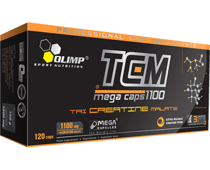 Olimp TCM Mega Caps 120 капс