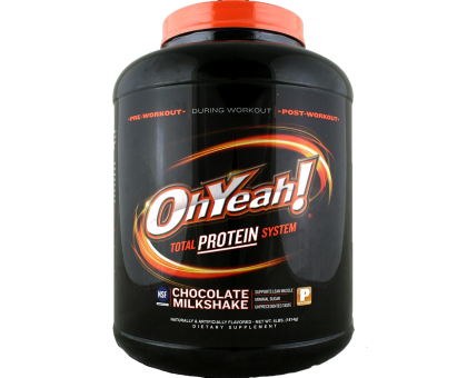 OhYeah! Total Protein System 1890 гр