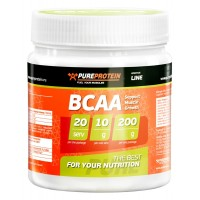 Pure Protein BCAA 200 гр