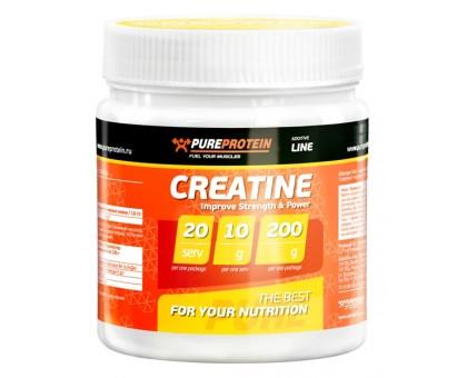 Pure Protein Creatine 200 гр
