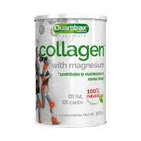 Quamtrax Collagen with magnesium 300 г