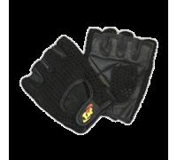 Перчатки для фитнеса мужские черные