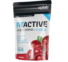 VPLab FitActive Fitness Drink + Q10 500 гр
