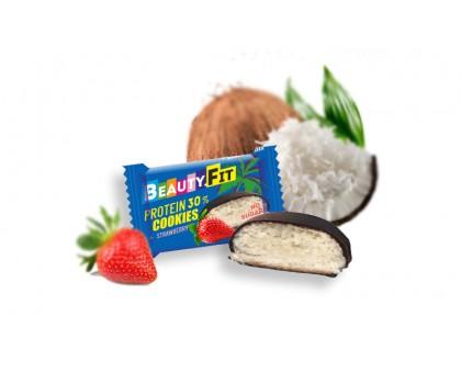 Beauty Fit Печенье кокосовое в шоколаде 40 гр