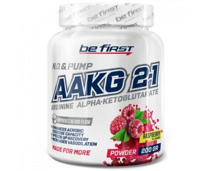 Be First AAKG 2:1 Powder 200 гр