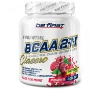 Be First BCAA 2:1:1 CLASSIC Powder 200 гр