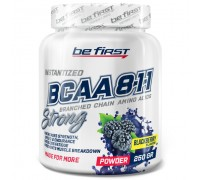 Be First BCAA 8:1:1 INSTANTIZED Powder 250 гр