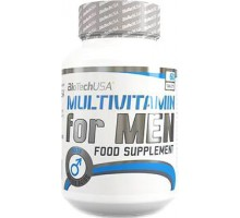 BiotechUSA Multivitamin for men 60 табл