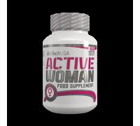 Biotech Active Women 60 tab