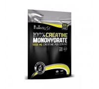 BioTechUSA 100% Creatine Monohydrate 500гр (пакет)