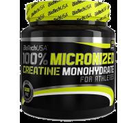 BiotechUSA 100% Creatine Monohydrate 300 gr