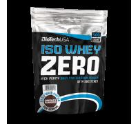 BiotechUSA ISO Whey Zero 500 гр