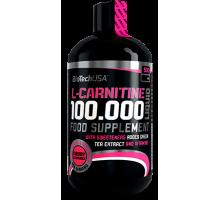 BioTechUSA L-Carnitine 100 000мг 500мл