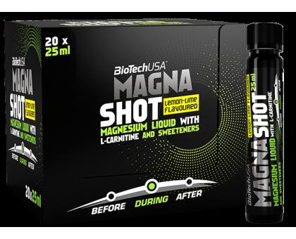 BiotechUSA Magna Shot 1шт*25 ml