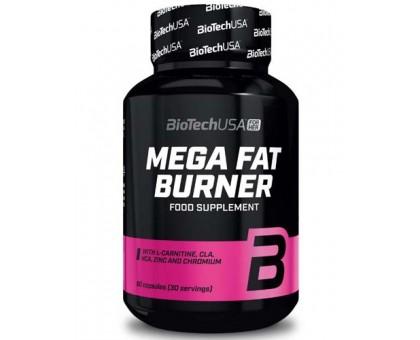 BioTech Mega Fat Burner 90 капс