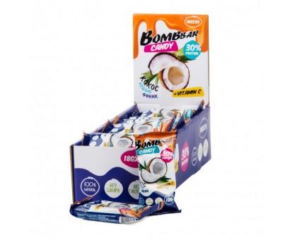 BOMBBAR протеиновые конфеты  1шт*18гр