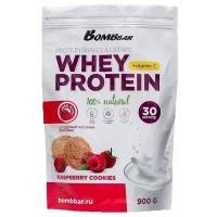 BombBar Whey protein 900 gr (срок 06.02.2019)
