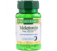 Nature's Bounty Melatonin1 мг  180 таблеток