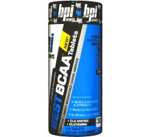 BPI Best BCAA 120 caps
