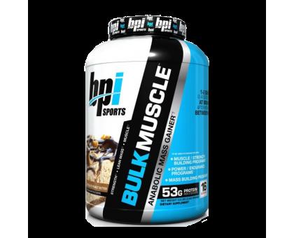 BPI Bulk Muscle 2640 gr