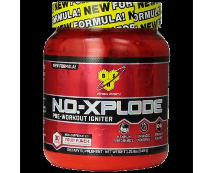 BSN N.O.-Xplode New Formula Caffeine Free 555 gr