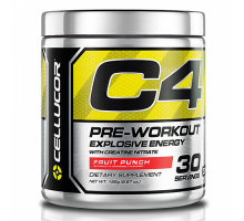 Cellucor C4 Exteme 117 gr
