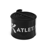 Atletika24 Черная резиновая петля (33-85 кг)