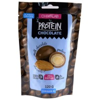 Chikalab Драже Миндаль в шоколаде 120 гр