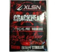 Xcel Sports Nutrition Crackhead (пробник)