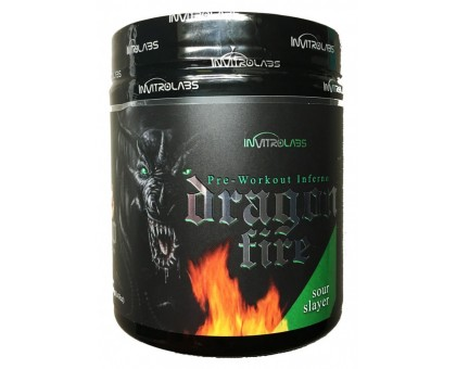 INVITRO LABS DRAGON FIRE (пробник 8гр)