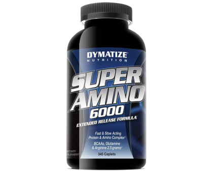 Dymatize Super Amino 6000 345 tabs
