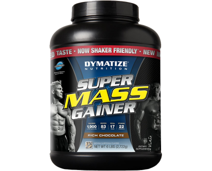 Dymatize Super Mass Gainer 2720gr