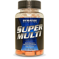 Dymatize Super Multi 120 caps