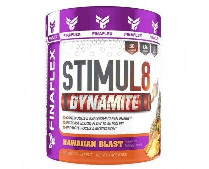 Finaflex Stimul 8 Dynamite 126 гр
