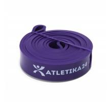 Atletika24 Фиолетовая резиновая петля (12-37 кг)