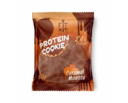 FitKit  Protein chocolate сookie 50 гр