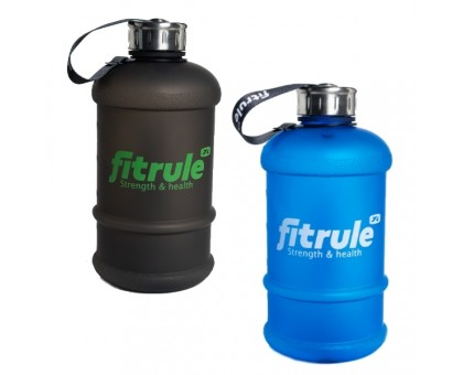 Fitrule Бутылка для воды 2,2 литра (металич. крышка)