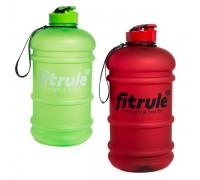 Fitrule Бутылка для воды 2,2 литра (крышка-щелчок)
