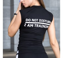 Forsrong Футболка DO NOT DISTURB/I'M TRAINING