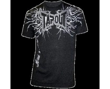 Футболка Tapout Bones Men's T-Shirt Black